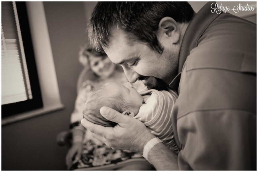 Franklin Birth Photography