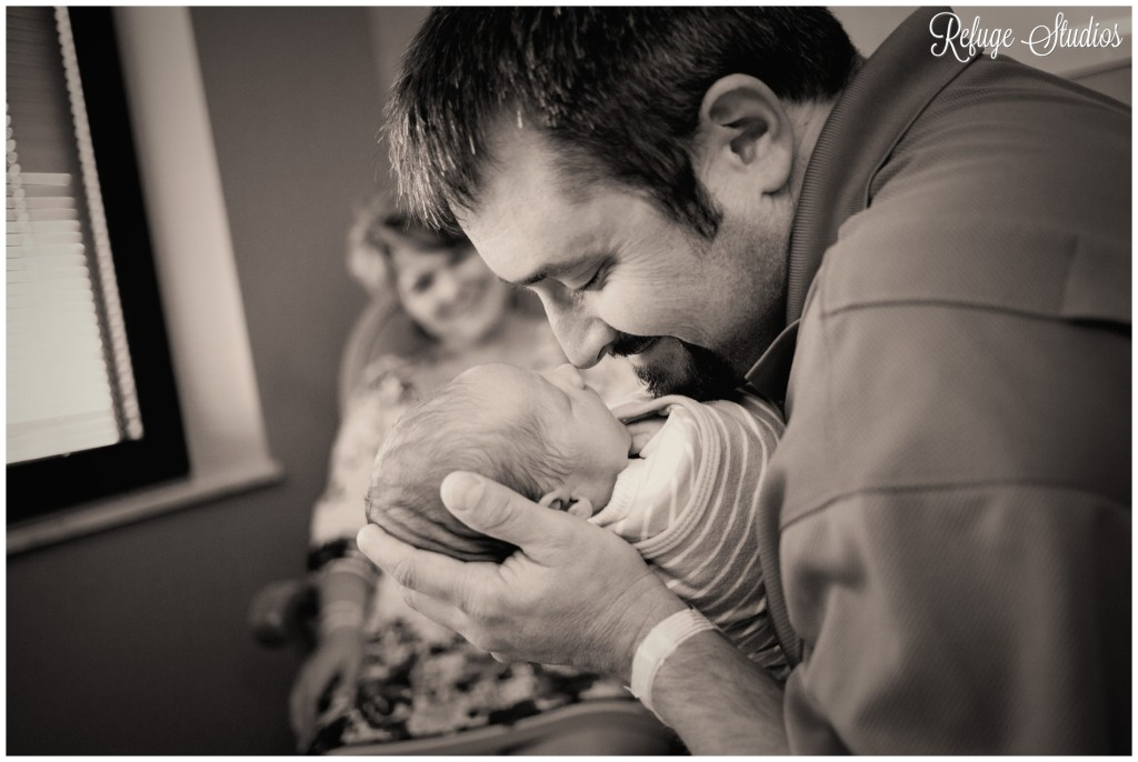 Franklin Birth Photography