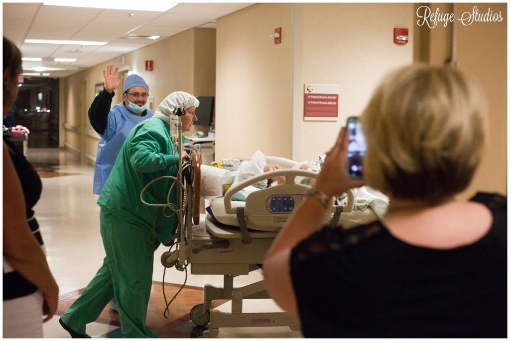 Hospital Birth Story