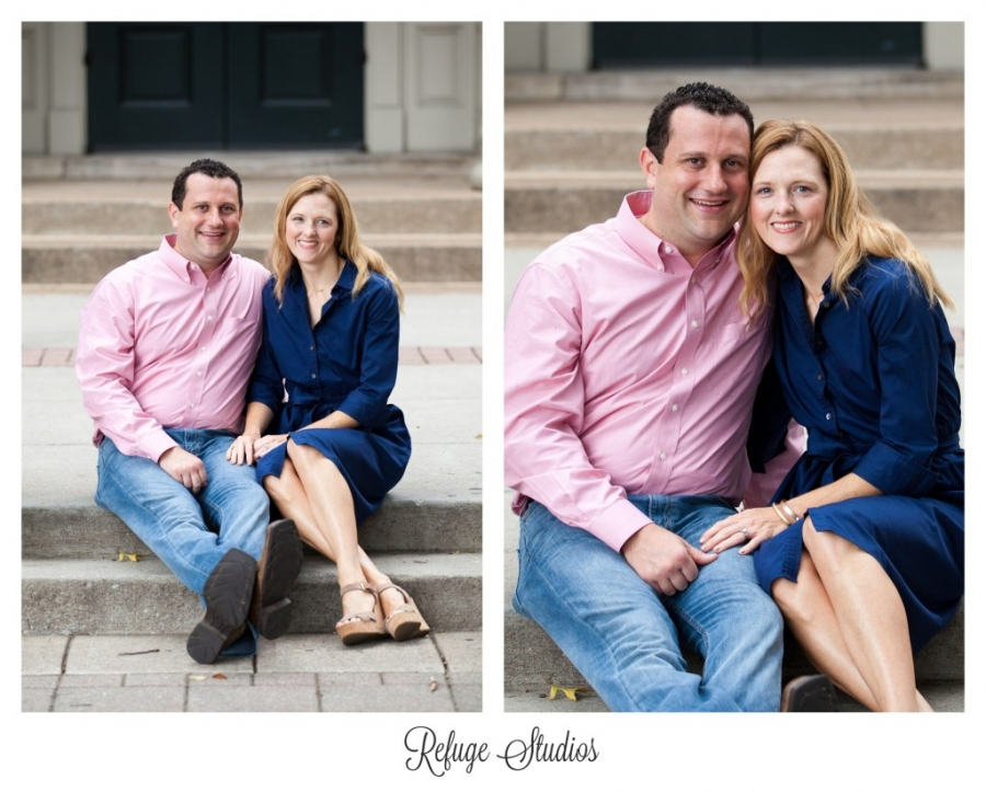 Findlay Ohio couple Photo shoot