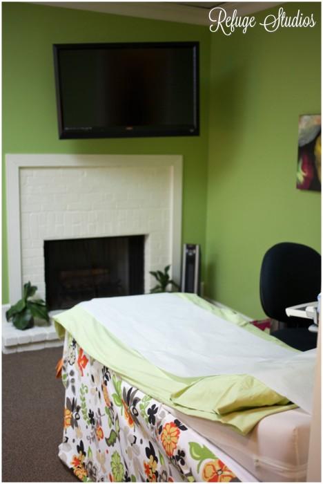 Brentwood 4D ultrasound Refuge Studios