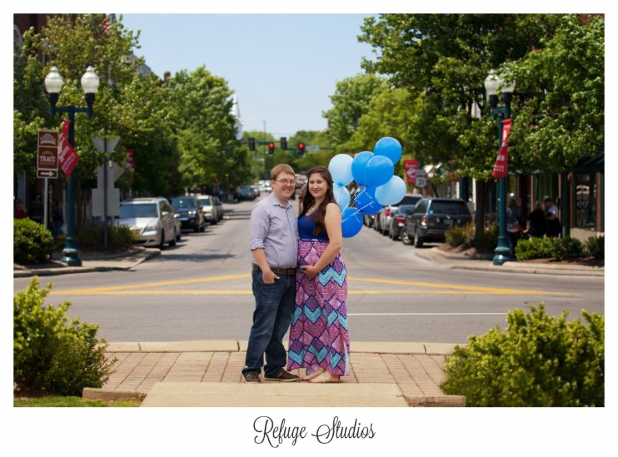 Findlay Ohio Gender Reveal