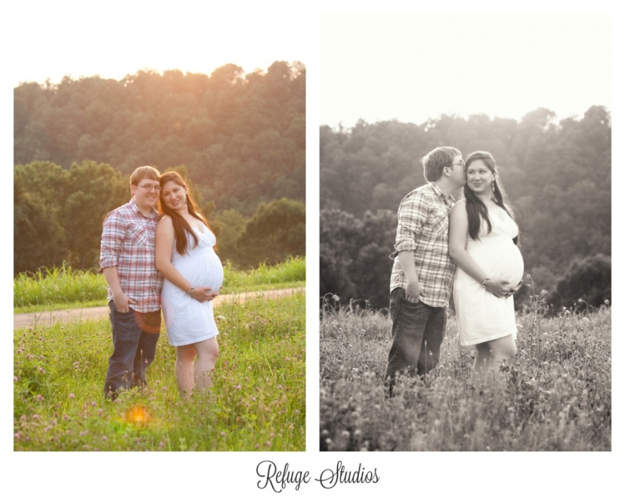 Findlay Ohio Maternity Photography