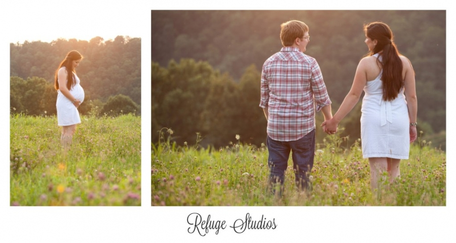 Findlay Ohio couples photography
