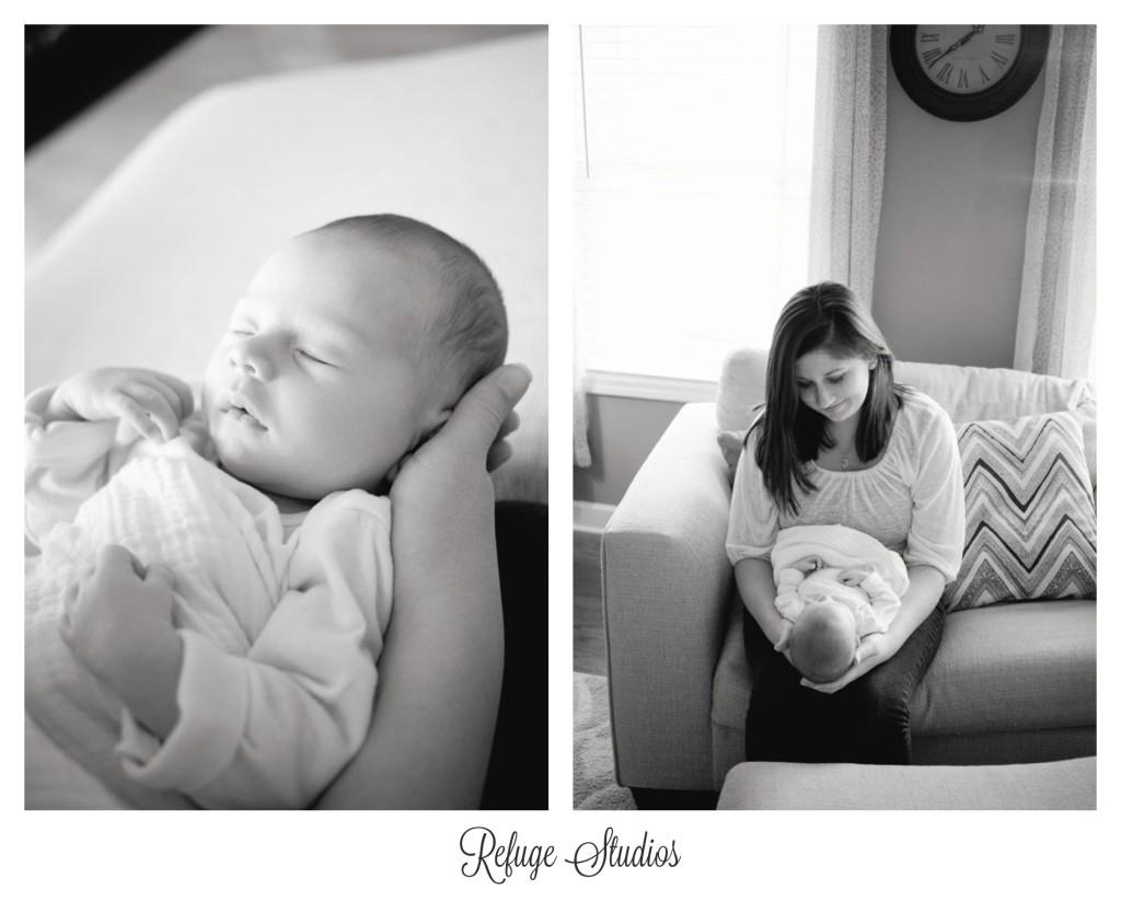 Findlay Ohio Baby Photography