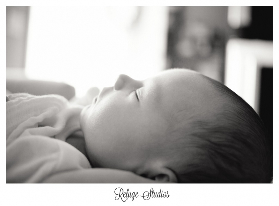 Findlay Ohio Newborn Photo