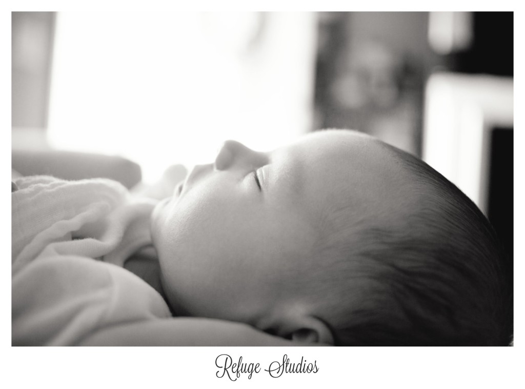 Findlay Ohio Newborn Photo