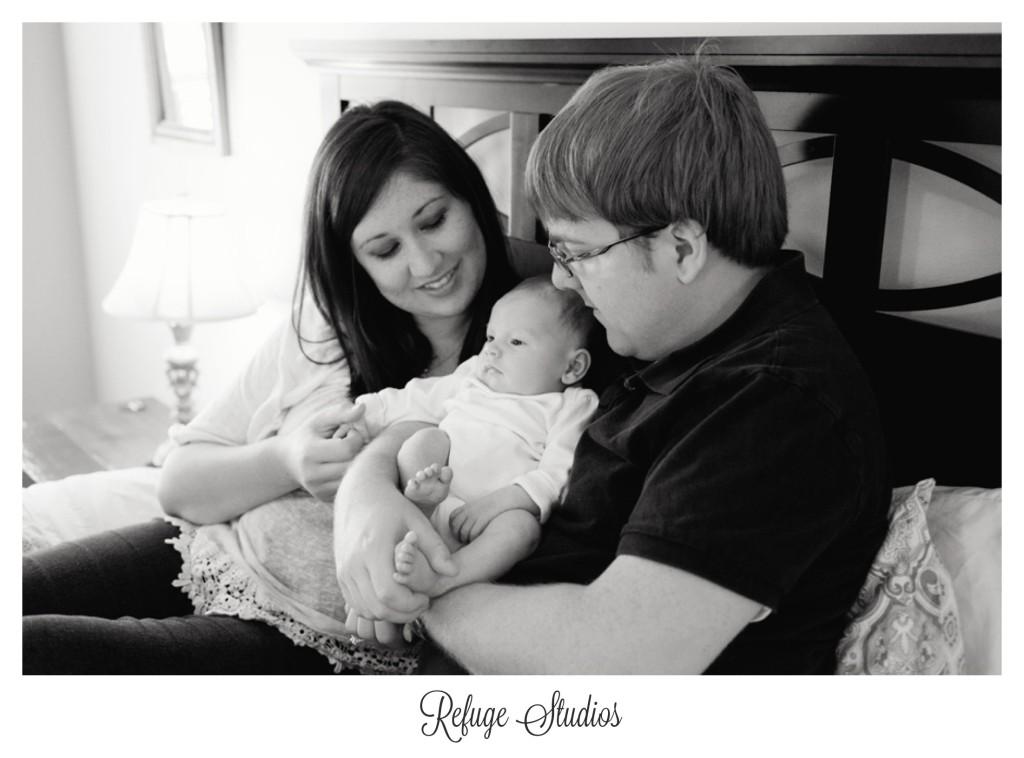 Findlay Ohio Family Photo