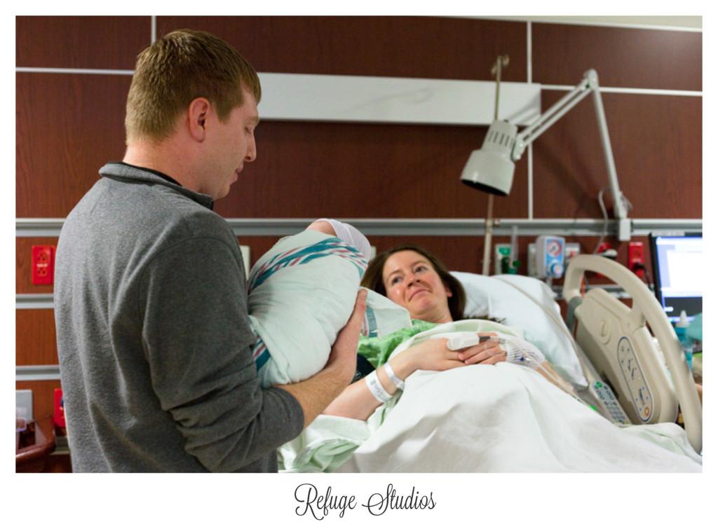Findlay Ohio Birth Photography