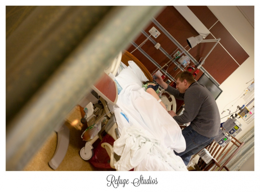 Birth Photographer Findlay Ohio